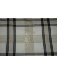Duvet Cover Check Scapa Sports 1 pers