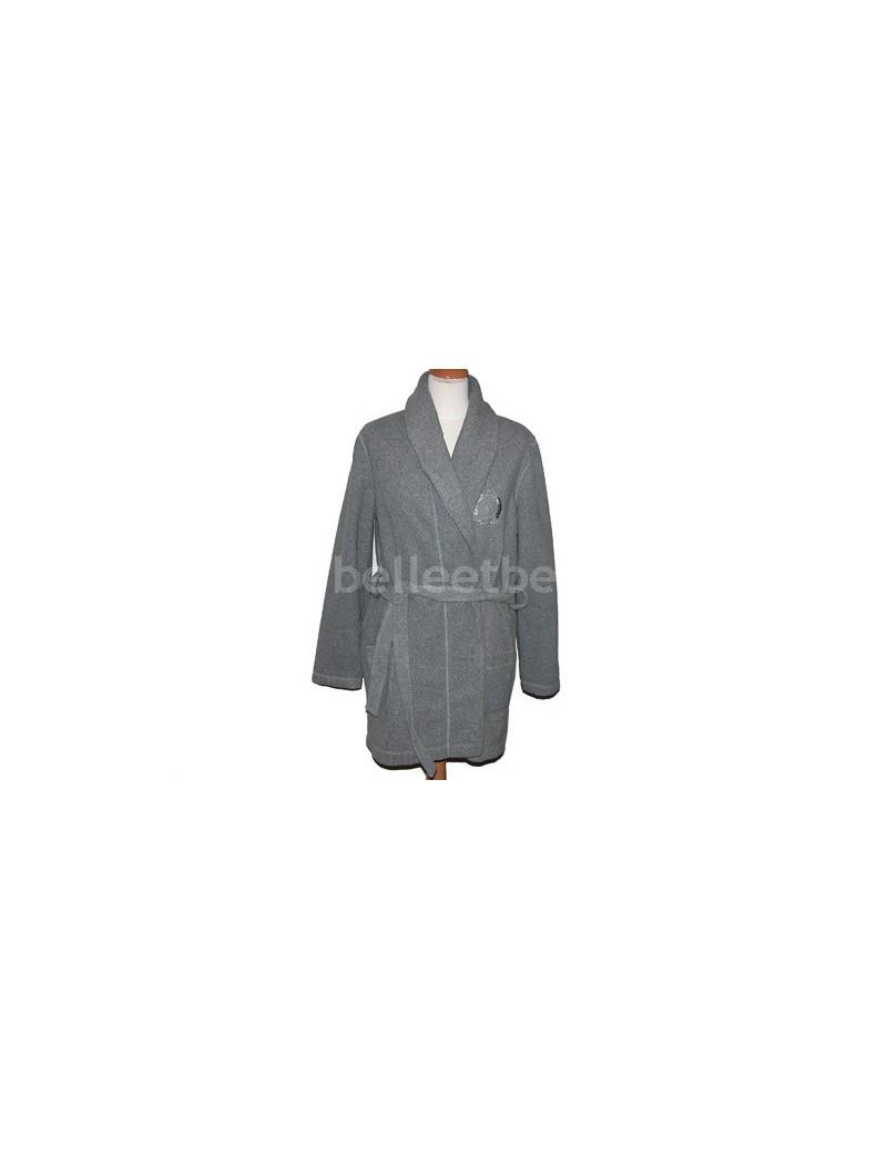 Fleece jacket Felix ladies lichtgrijs