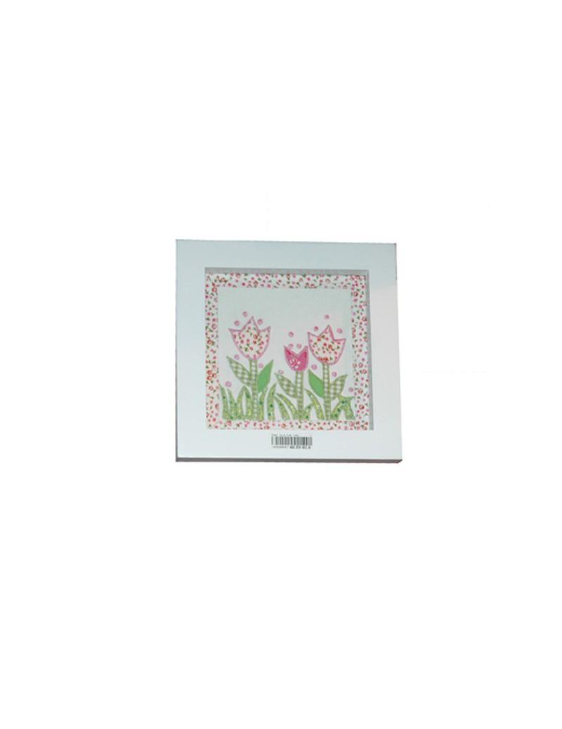 List tulip Flamant