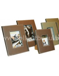 Leather photoframe