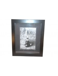 Frame black/white Onion