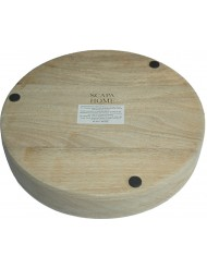 Ronde bowl in hout
