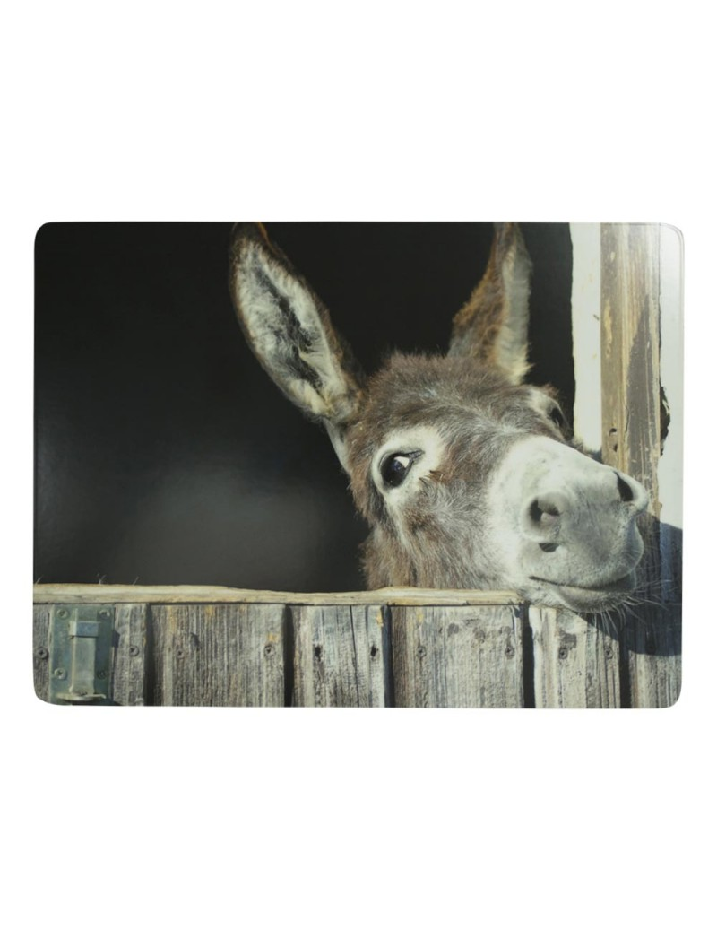 Placemat Donkey