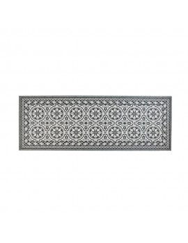 Deco mat tegels grijs 75x180