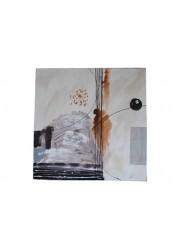 Peinture acryl sur Canvas abstrait