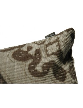 Cushion Patchwork vison Scapa Home