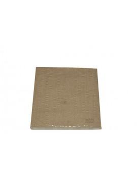 Papieren servet Herringbone