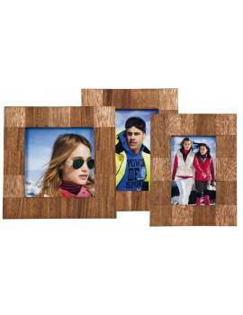 Wooden photoframe Blocks large