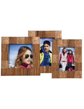 Wooden photoframe Blocks Square