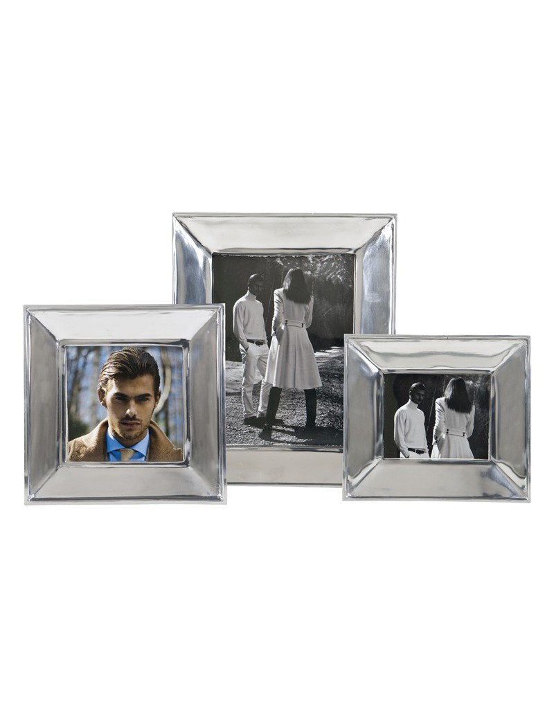 Aluminium photoframe Glam Scapa Home square